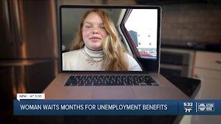 Florida woman finally receives unemployment money after months