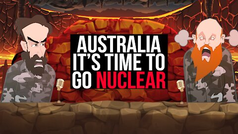 TIME TO NUKE AUSTRALIA   BUER BITS  