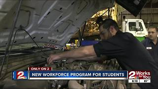 New workforce program for students