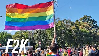 Romanians stand up for their LGBTQ+ community