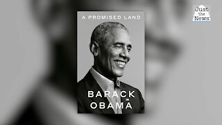 First Look at former President Obama's new book