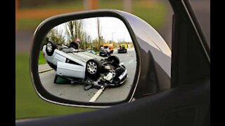 Compilation: shocking accidents and near-misses on the road