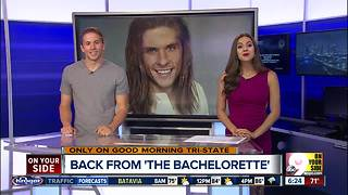 'Bachelorette' contestant Mike Renner talks about his experience