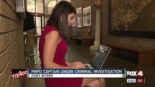 FDLE is now investigation Captain Jay Rodriquez