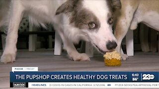 Foodie Friday: The Pup Shop