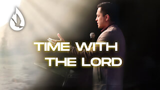 Time with the Lord: The Right Way to Begin in Ministry