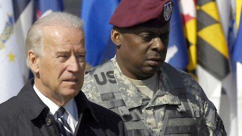 👀 Biden parece olvidar el nombre del Secretario de Defensa de EE.UU.