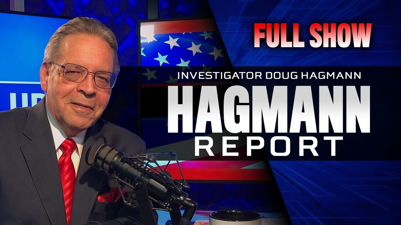 America Under Attack! The Time to Step Up Is Now! John Moore On The Hagmann Report! - Must Video