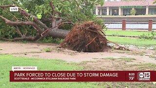 McCormick-Stillman Railroad Park closed until further notice
