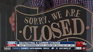 Navigating a career change