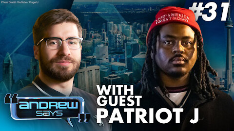 Rapper Patriot J on going against the mainstream narrative and streaming platform bans