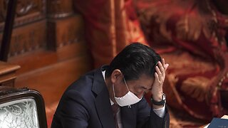 Japanese Go To Work As Prime Minister Resists Calling Virus Emergency