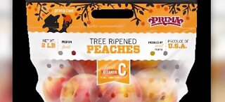 Peach recall expanded in the U.S.