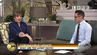 Coronavirus Update Friday March 20