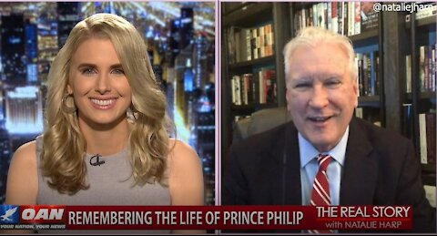 The Real Story - OANN Remembering Prince Philip with Doug Wead