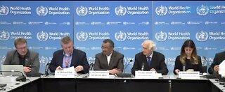 "WHO announces ""public health emergency"" for novel coronavirus outbreak"