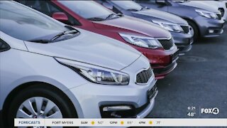 More people choose to purchase cars online