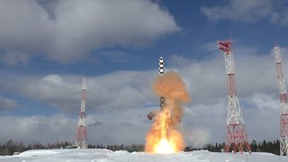 Russia Tests Out Its Next Generation Of Nuclear Ballistic Missiles