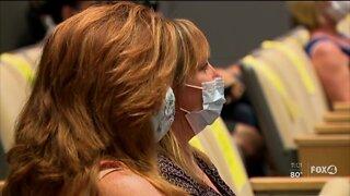 Cape Coral City council members vote against masks mandate