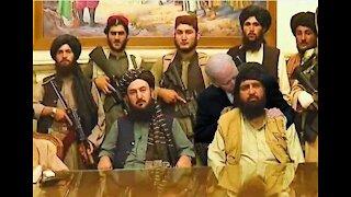 Biden Delivers Remarks on Afghanistan