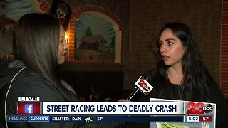Street Racing Leads to Deadly Crash