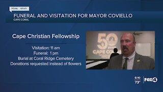 Coviello funeral