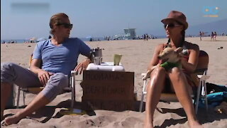 Beach Chair Chats Reveal What Makes People Happy