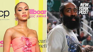 James Harden lashes out on Instagram after 50 Cent spreads Saweetie date rumor