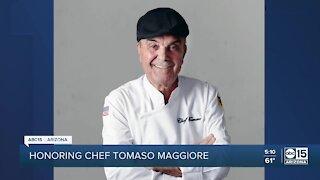 Honoring Chef Tomaso Maggiore