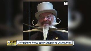 2019 Biennial World Beard & Mustache Championship