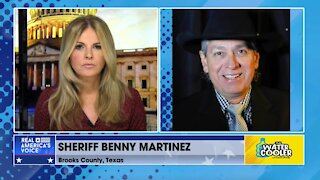 Sheriff Benny Martinez, Brooks County, Texas, talking about the Border Crisis