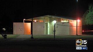Phoenix police say teen dies after park shooting