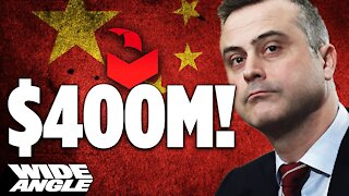 $400M Paid to Dominion By China ; China Attacks Australia as a warning | Wide Angle with Brendon