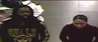 Man and woman use force during robbery