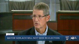 Overland Park Mayor Carl Gerlach won't run for re-election