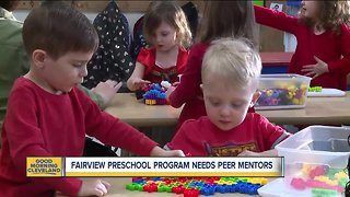 Fairview Park Schools seeking preschool students for Developmental Assistance Program