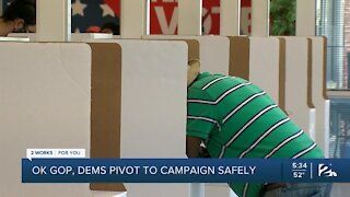 Campaign Safety During a Pandemic
