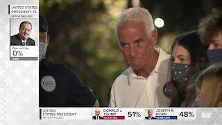 Democrat Charlie Crist reelected