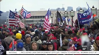Political leaders react to chaos at US Capitol
