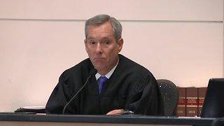 Judge expresses concern about demonstration for Corey Jones
