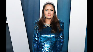 Salma Hayek could not let Harvey Weinstein win