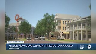 Major development project approved in Martin County