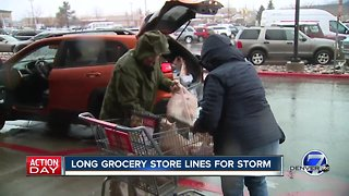 Running to the grocery store? If you must, here's what you can expect