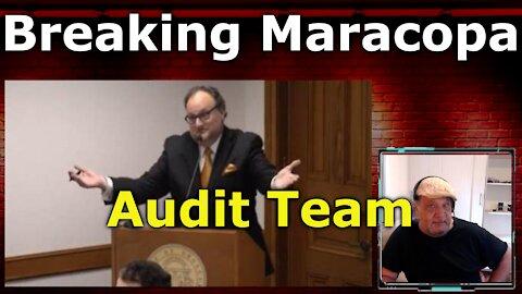 Maracopa County AZ Release Stunning Audit Team