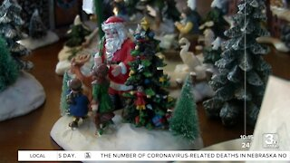 Refurbished Christmas decor brings holiday cheer during pandemic