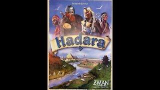 Hadara Board Game Review