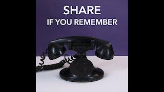 Remember old phone [GMG Originals]