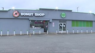 Donut shop charged with money laundering