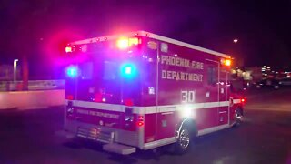 Pedestrian hit, killed by vehicle near 19th and Glendale avenues
