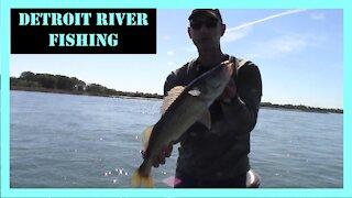 Detroit River Fishing